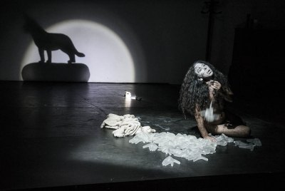 WOLF - Butoh Theater - Horacio Ganem